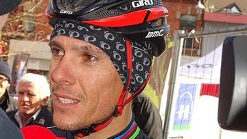 09-04-2016 14:45 Były kolarski mistrz świata poturbowany przez pijanego kierowcę