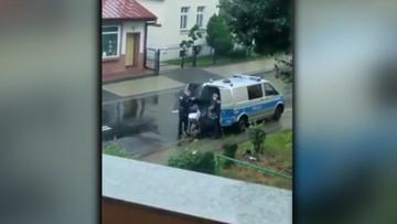 Nowe informacje o śmierci 34-latka z Lubina. Policjantka opisała całą akcję
