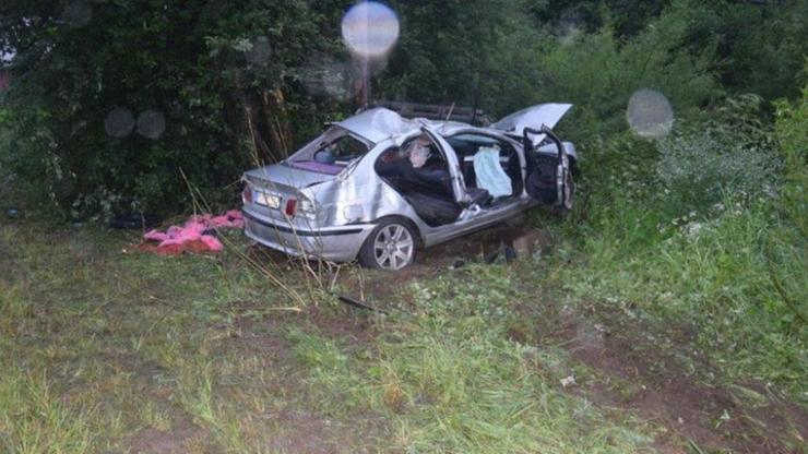 Sieniawa: 17-latek zginął uciekając przed policją