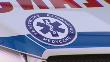 Zderzenie karetki z samochodem osobowym w Warszawie. Dziewięć osób zostało poszkodowanych