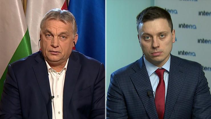 Orban po spotkaniu z Morawieckim: nasze stanowiska się pokrywają, musimy bronić traktatów
