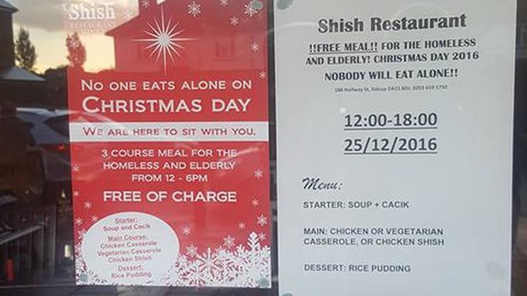 """Muzułmanie zapraszają chrześcijan na Boże Narodzenie. """"Nikt nie powinien jeść samotnie w święta"""""""