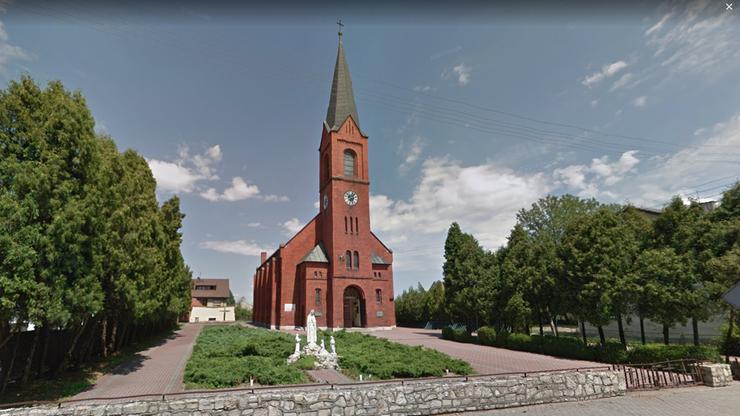 Nieznany sprawca ściął drewniane krzyże w Grodźcu k. Opola