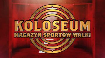 Overeem, Drwal, Jotko i inni. Magazyn Koloseum w Polsacie Sport i na Polsatsport.pl