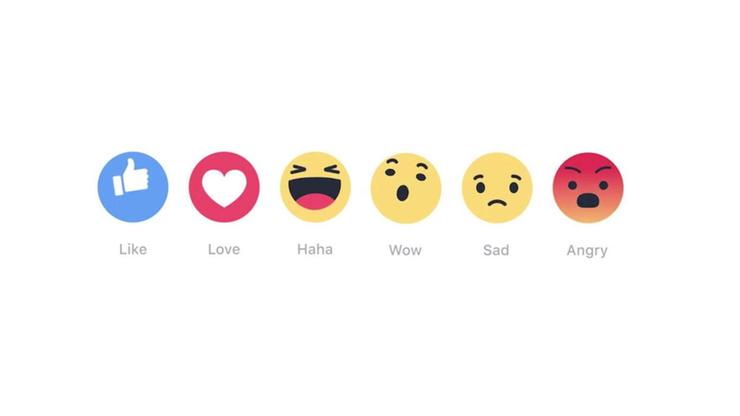 """Facebook: nowe przyciski w ciągu kilku tygodniu. Do """"Lubię to"""" dołączą """"Reakcje"""""""