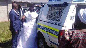 Ślub na 50 gości podczas pandemii. Państwo młodzi trafili do aresztu