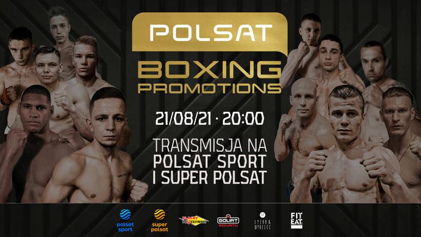 Polsat Boxing Promotions: Transmisja w Polsacie Sport i Super Polsacie