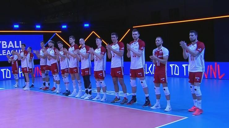 Trzy szybkie sety! Polscy siatkarze pewnie pokonali Australię w Lidze Narodów