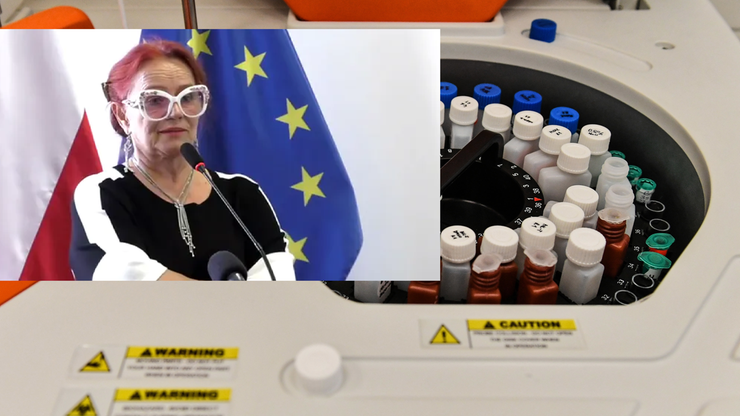 Inspektor Sanitarna mówiła o relacjach rodzinnych chorego na koronawirusa. GIS reaguje