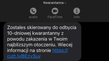 Oszustwo na kwarantannę. Uważaj na fałszywe SMS-y