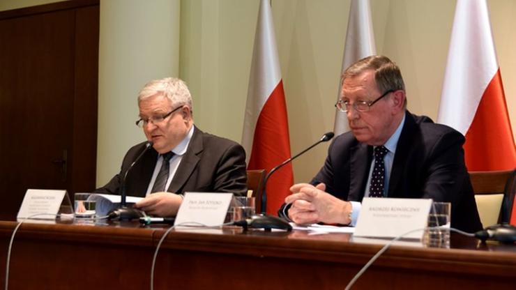 Zawiadomienie o podejrzeniu popełnienia przestępstwa ws. zerwania umowy z fundacją o. Rydzyka