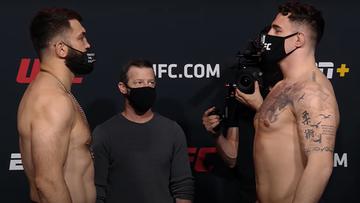 Zagraniczni zawodnicy UFC z polskimi korzeniami (ZDJĘCIA)
