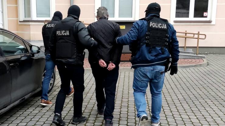 Podwójne morderstwo sprzed 26 lat. Zarzuty usłyszał obywatel Ukrainy