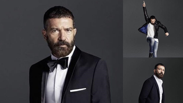 Antonio Banderas jako Gianni Versace. Powstanie film o legendarnym projektancie mody