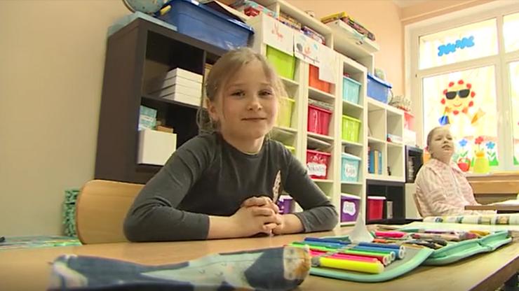 Siedmioletnia bohaterka. Amelka uratowała swoją babcię