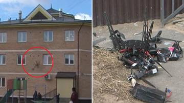 Spektakularna wpadka rosyjskiej poczty. Nowoczesny dron rozbił się po kilku sekundach
