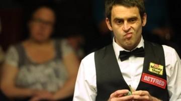 MŚ w snookerze: Ronnie O'Sullivan odpadł w 1/8 finału