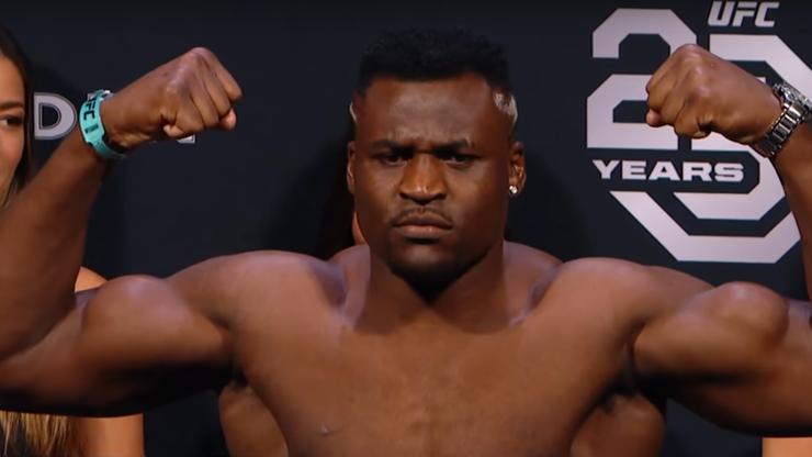 UFC: Blaydes - Ngannou II na gali w Chinach!