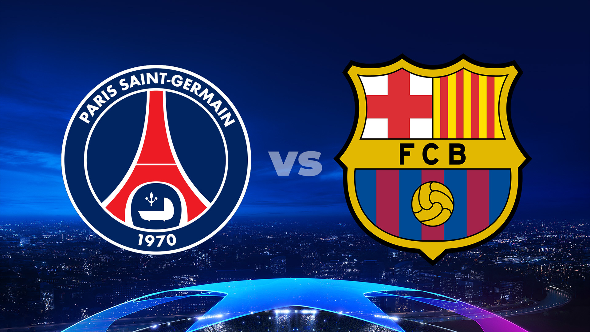 10.03.2021 18:00 Paris Saint-Germain - FC Barcelona