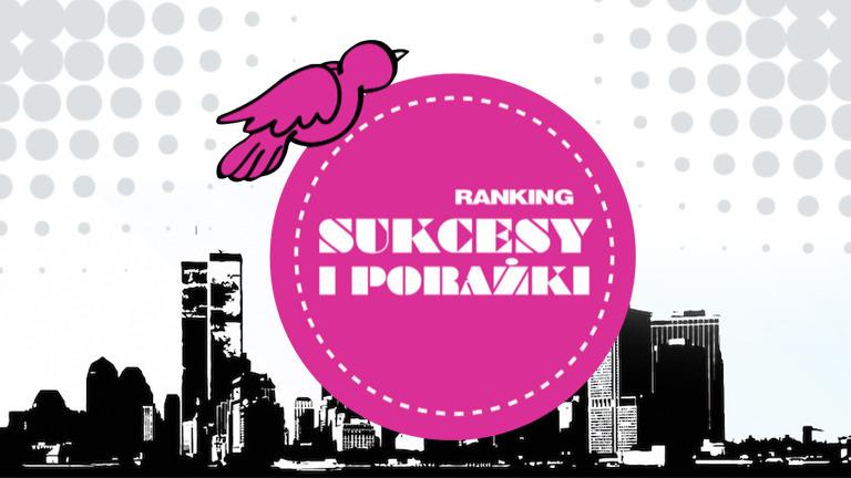 Ranking - sukcesy i porażki