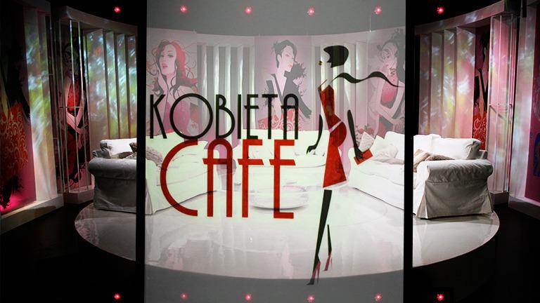 Kobieta Cafe