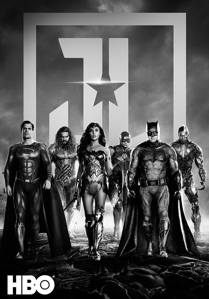 Liga Sprawiedliwości Zacka Snydera: Sprawiedliwość jest szara (w. czarno-biała)