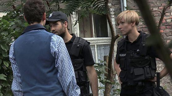 Policjantki i policjanci - Odcinek 14