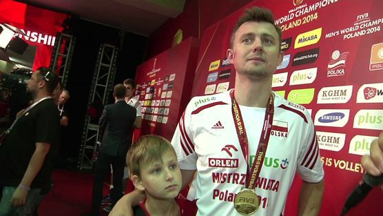 Krzysztof Ignaczak: Czuję się spełniony jako reprezentant i dziękuję za wsparcie