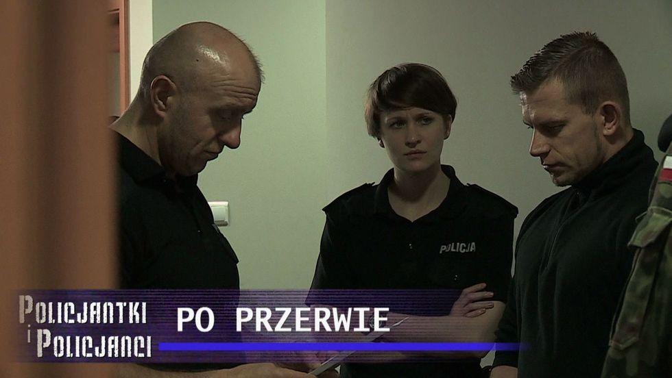 Policjantki i policjanci - Odcinek 45