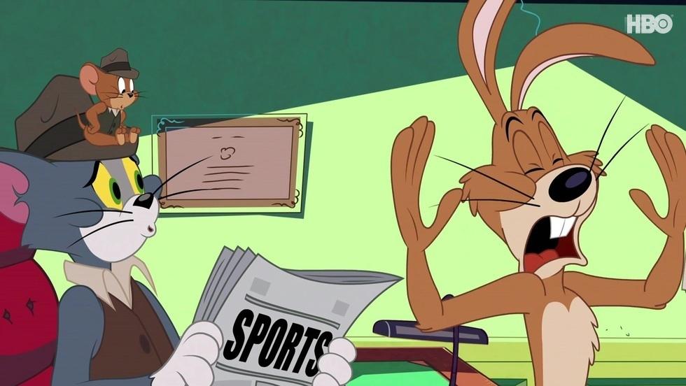 Tom i Jerry Show II, odc. 74