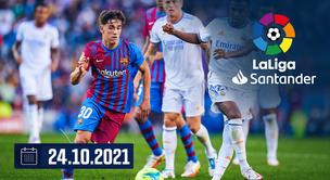 FC Barcelona - Real Madryt (cały mecz)
