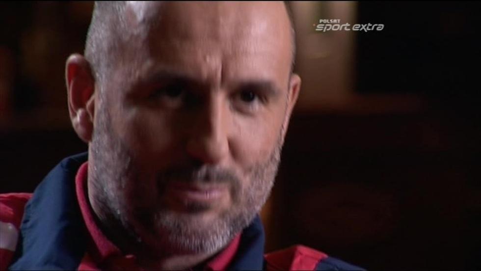 Kulisy sportu - wywiady Romana Kołtonia: Michał Probierz