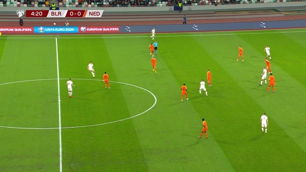 Białoruś - Holandia