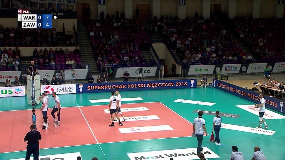 ONICO Warszawa - Aluron Virtu Warta Zawiercie