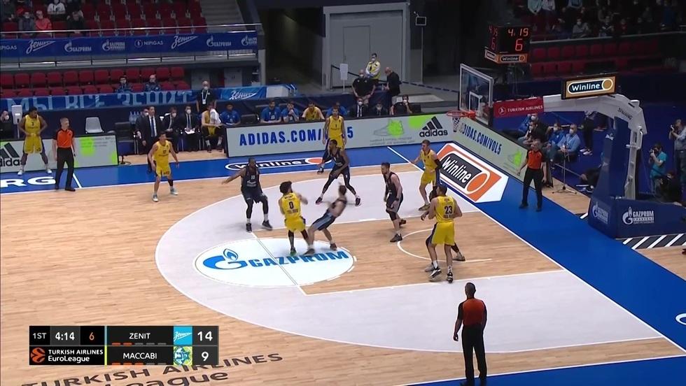 Zenit St. Petersburg - Maccabi Tel-Aviv