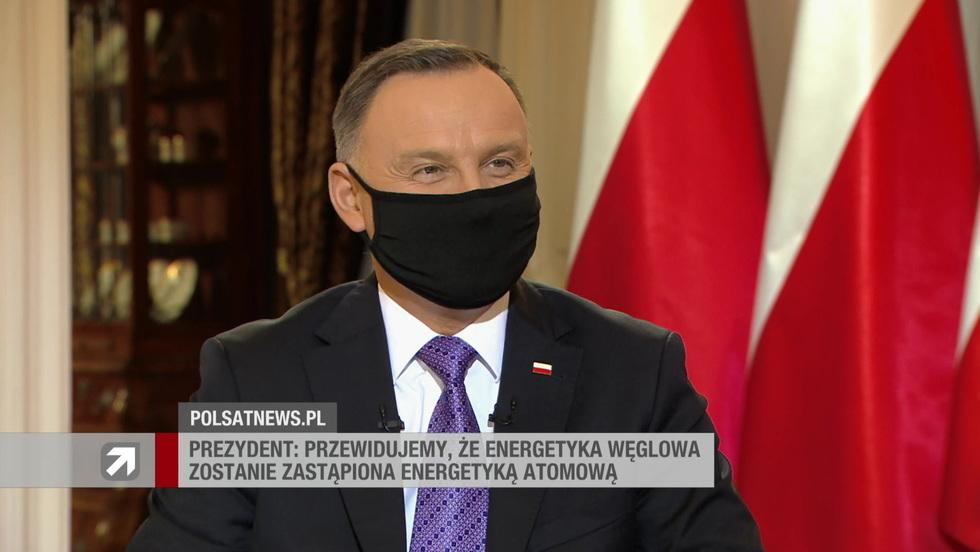 Gość Wydarzeń - Andrzej Duda