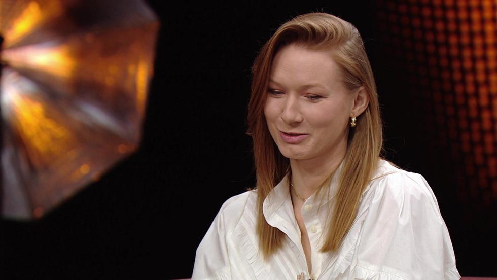 W bliskim planie -  Katarzyna Dąbrowska