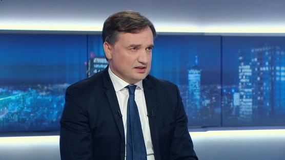 Gość Wydarzeń - Zbigniew Ziobro
