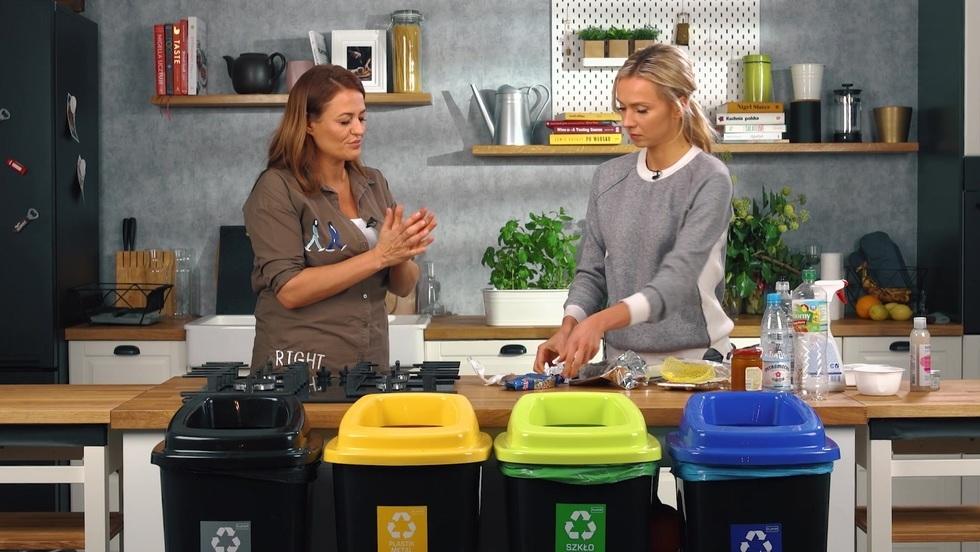 Ekologicznie. Segregujemy śmieci: plastik, metale i szkło
