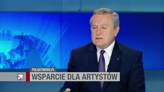 Gość Wydarzeń - Piotr Gliński