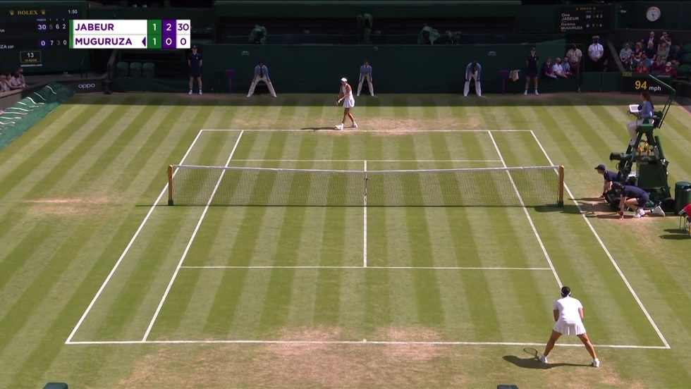 Kronika Wimbledonu 03.07.2021