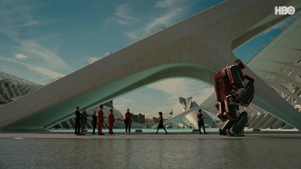 Westworld III, odc. 3