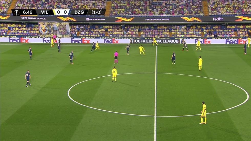 Villareal CF - Dinamo Zagrzeb