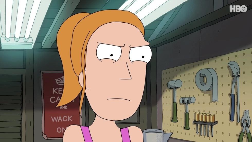 Rick i Morty III, odc. 1