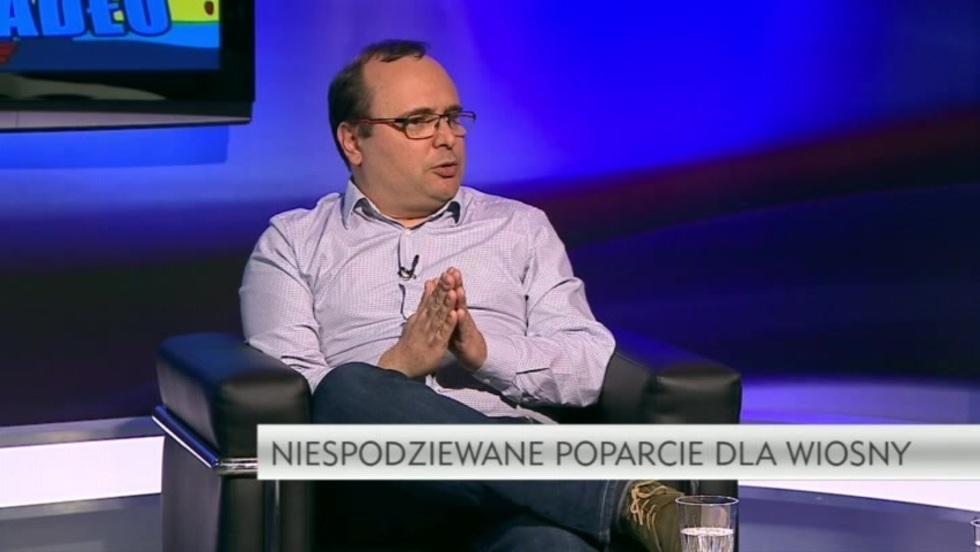 Krzywe zwierciadło - Marcin Palade