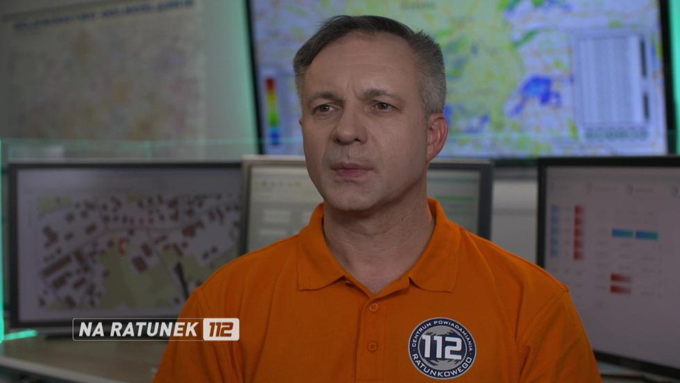 Na ratunek 112 - Odcinek 1