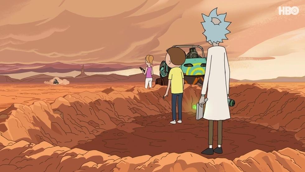 Rick i Morty III, odc. 2
