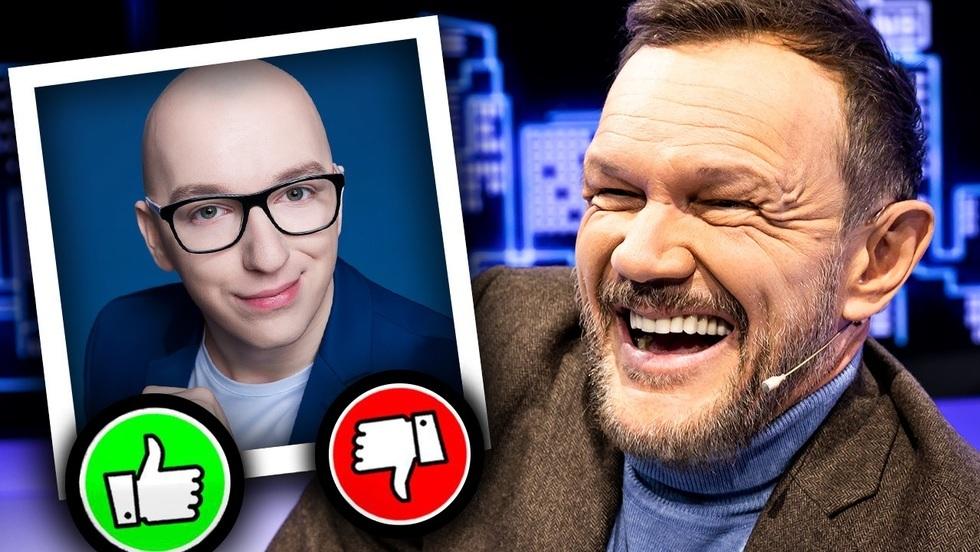 Cezary Pazura ocenia polskich Youtuberów