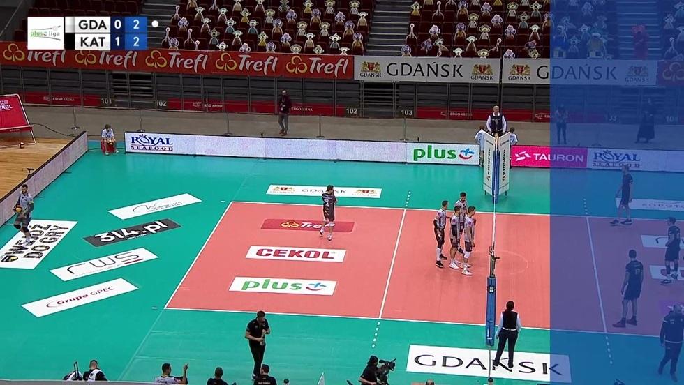 Trefl Gdańsk - GKS Katowice