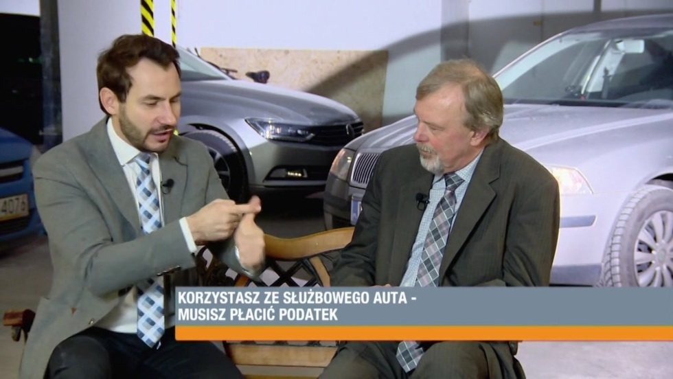 Nie daj się fiskusowi - Tajniki korzystania ze służbowego samochodu